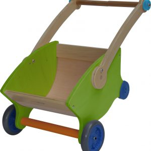 Lift Up - Wheelbarrow 02 Green