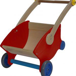 Lift Up - Wheelbarrow 02 Red