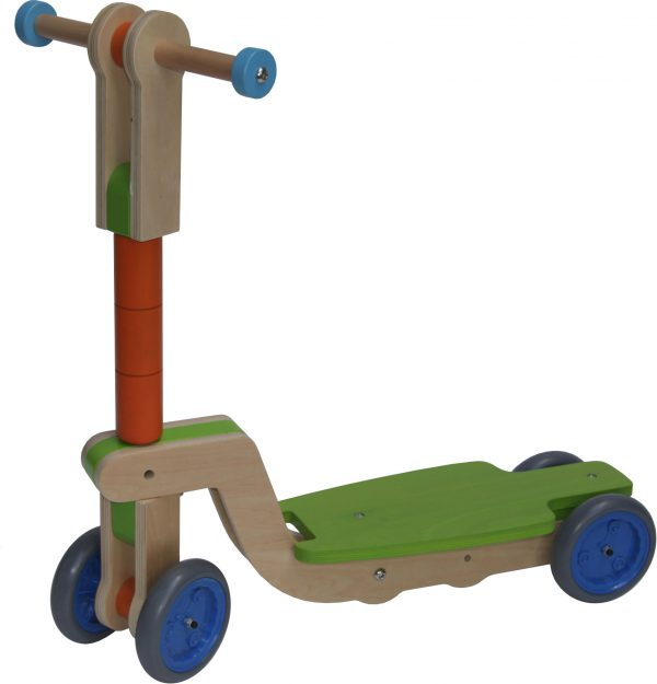 Surf Up - Wide Base Scooter 2