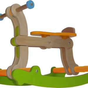 Swing Up - Rocking Horse 01 Green