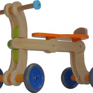 Swing Up - Toddler Trike 01 Green