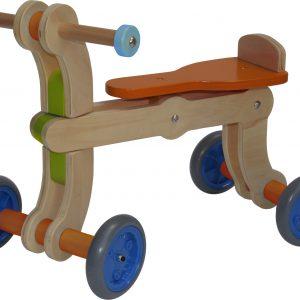 Swing Up - Toddler Trike 02 Green