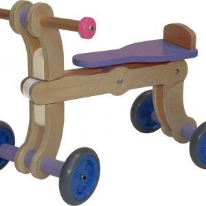 Swing Up - Toddler Trike 02 White