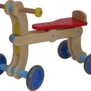Swing Up - Toddler Trike 02 red